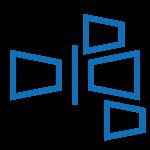 Airtame spejling ikon